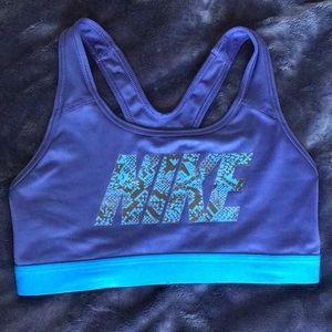 NIKE classic womens dri-fit sports bra